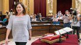La presidenta socialista en funciones, Francina Armengol.
