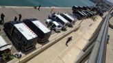 Macrorredada en el Raval: más de 1.000 policías registran 35 narcopisos