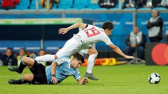 Copa América. Japón se reivindica y Uruguay resbala | 2-2