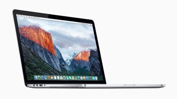 Apple detecta un fallo en las baterías del MacBook Pro de 15 pulgadas