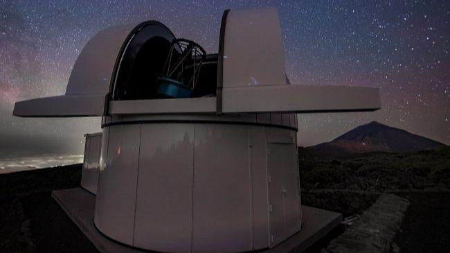El telescopio Artemis de Canarias se une a la red global que busca exoplanetas