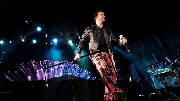 Luis Fonsi toma Toledo en el primer concierto de su gira en España