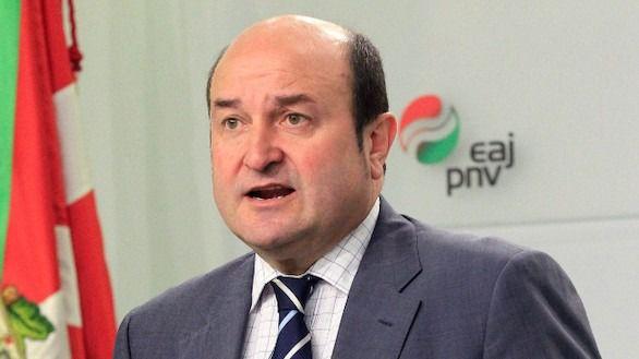 Ortuzar avisa: el PNV no será el