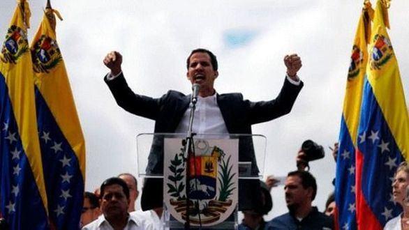 Guaidó anuncia que