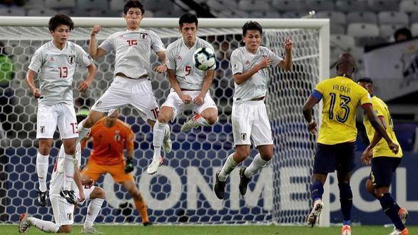 Copa América. Japón y Ecuador se anulan y quedan eliminados | 1-1