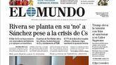 Avalancha de críticas a Rivera por la deriva de Cs