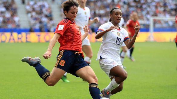 El España-EEUU, récord histórico televisivo del Mundial femenino