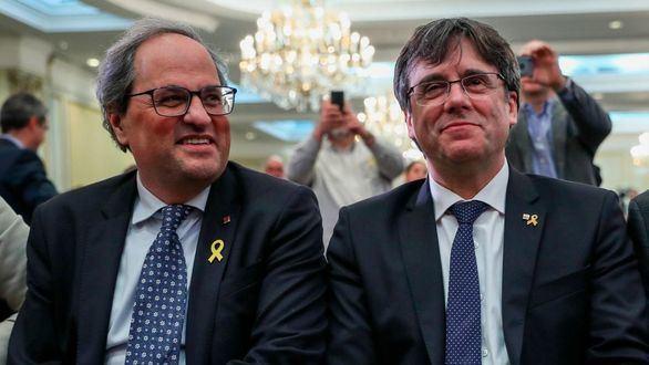 El secesionismo catalán abrirá nuevas