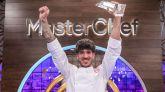 Aleix se proclamó ganador de la séptima edición de 'MasterChef'.