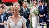El embarazo de Toñi Moreno y las bodas más esperadas del año, portada en la prensa rosa