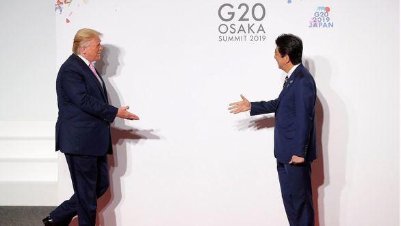 Arranca el G20 con una llamada a resistir las