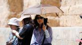 Trece comunidades en alerta por temperaturas extremas