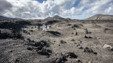 Lanzarote renueva como campo de entrenamiento de la ESA