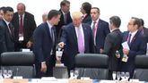 Trump manda sentar a Sánchez en el G20