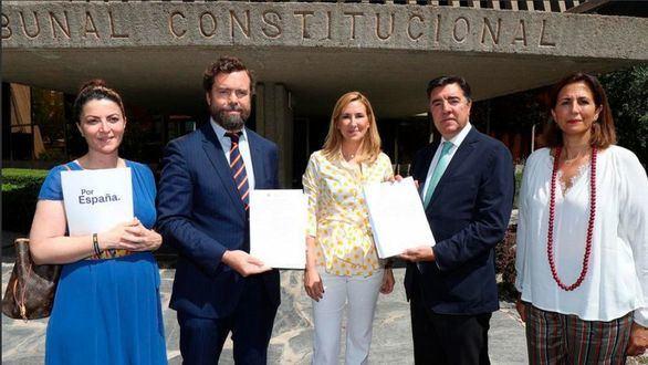 PP y Vox recurren al TC la ley navarra que equipara a víctimas y verdugos