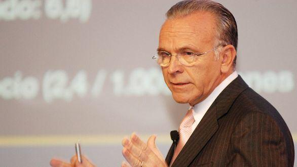 Isidro Fainé, único representante español en el libro de Forbes sobre grandes filántropos del siglo
