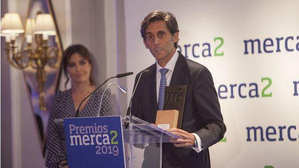 El presidente de Telefónica, José María Álvarez Pallete, premio Directivo del Año