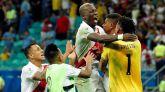 Copa América. Perú elimina a Uruguay en los penaltis y será semifinalista