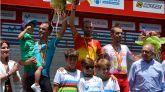 Valverde, suma el campeonato de España a su maillot arcoiris