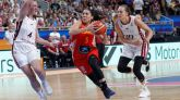 Eurobasket. España asegura los cuartos de final  56-59