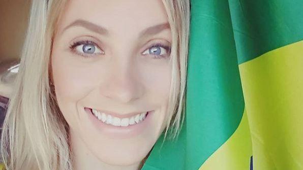 Fernanda Colombo, árbitra brasileña, denuncia que le han propuesto ser 'escort'