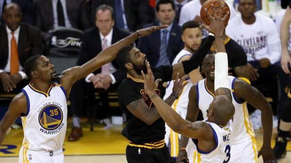 NBA. El bombazo del verano se ha adelantado: Durant e Irving, a los Nets