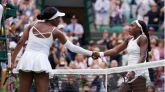 Wimbledon. Cori Gauff, de 15 años, elimina a Venus Williams en primera ronda