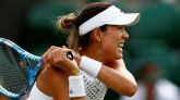 Wimbledon. Muguruza cae en primera ronda frente a la 121 del mundo