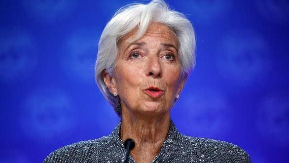 Christine Lagarde, pionera al frente del FMI, y ahora del BCE