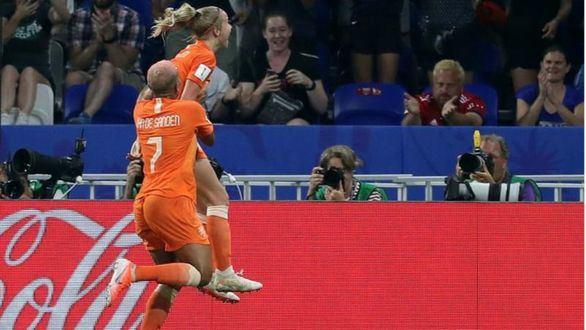 Mundial femenino. Países Bajos será el rival de EEUU en la final  1-0
