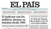 Sánchez arrasaría, pero para El País no es noticia