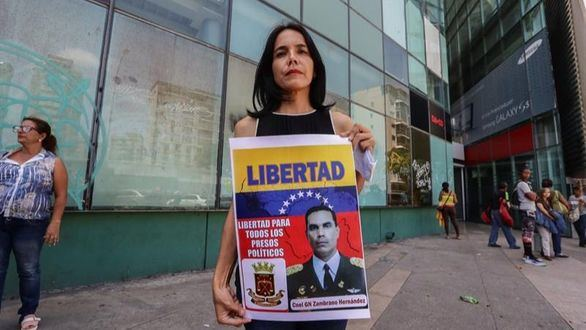 La ONU insta a Maduro a detener