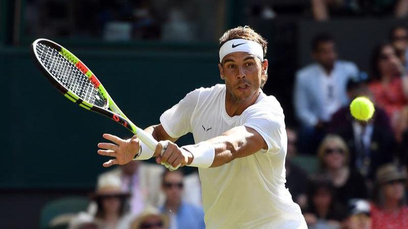 Wimbledon. Rafa Nadal se venga de Nick Kyrgios y pasa a tercera ronda