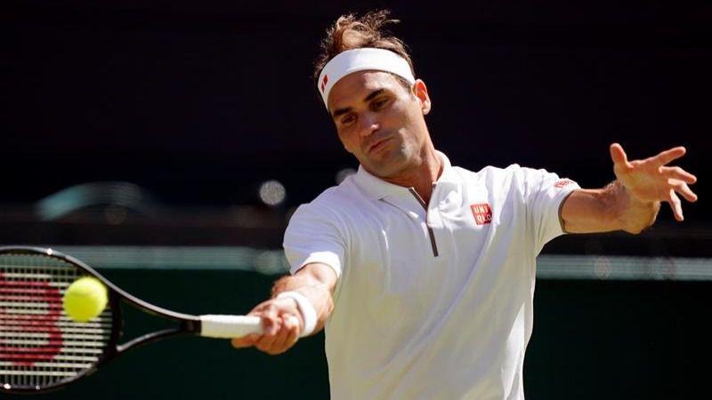 Wimbledon. Federer se pasea, Murray regresa y Carla Suárez vence