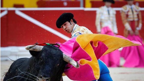 Puerta grande para el mexicano Diego San Román en la novillada de