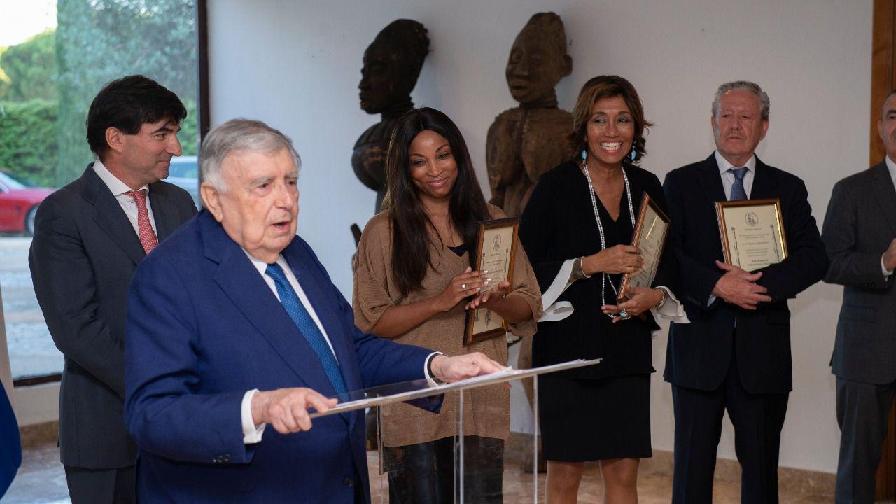 Luis María Anson, Premio Iberoamericano Fundación Carlos III