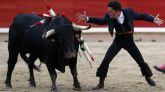 Leonardo Hernández se lleva la tarde, y cuatro orejas, en el feudo de Hermoso