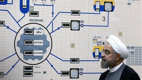 Irán incrementa el nivel de enriquecimiento de uranio
