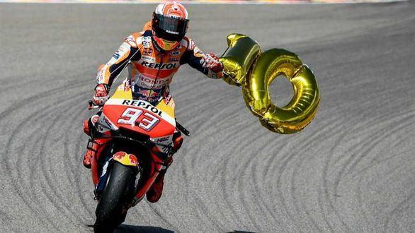 Moto GP. Quinto triunfo de Márquez para consolidar su liderato