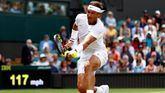 Wimbledon. Rafa Nadal pasa por encima de Sousa para llegar a cuartos