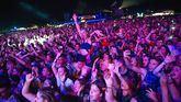 El Weekend Beach Festival cumple sus expectativas y cierra su sexta edición con 150.000 asistentes