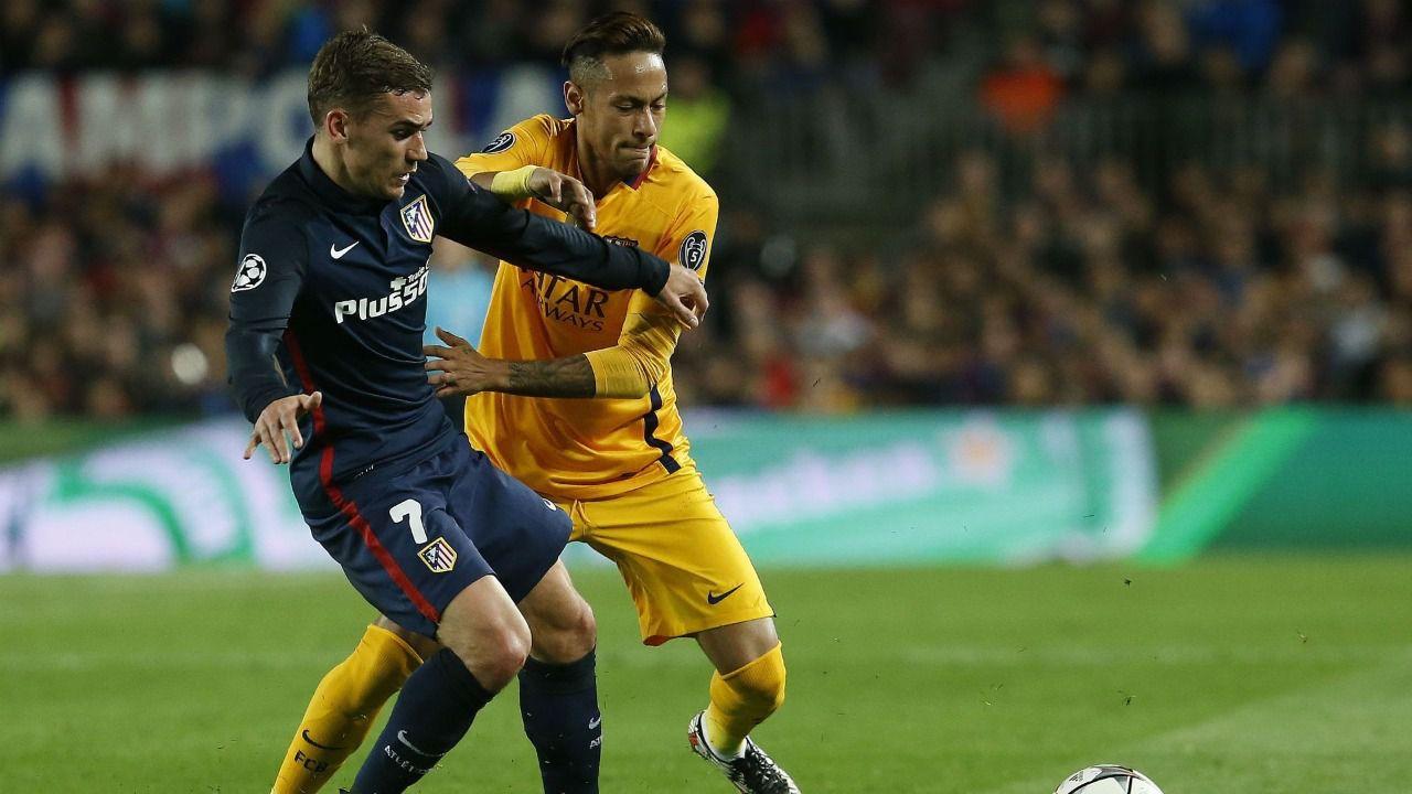 Neymar, como Griezmann con el Atlético, no se presenta a la pretemporada del PSG