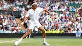 Wimbledon. Djokovic y Federer se pasean en el adiós de Carla Suárez y de la perla Gauff