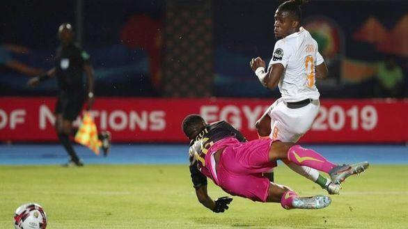 Copa África. Túnez sobrevive a Ghana por los penaltis y Costa de Marfil nutre su candidatura
