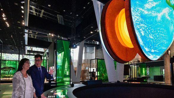 CosmoCaixa estrena una nueva sala de exposiciones sobre ciencia: Universo
