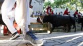 Los veloces toros de Jandilla protagonizan un encierro limpio