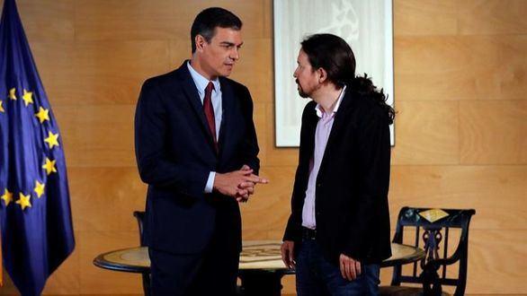 Calvo confirma que Iglesias ha pedido ser vicepresidente