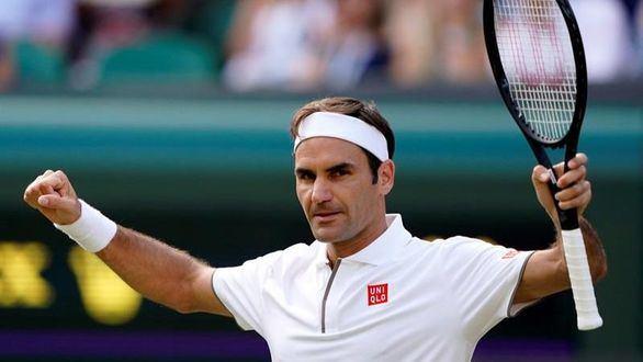 Wimbledon. Federer celebra su centenario en Londres con unas semifinales