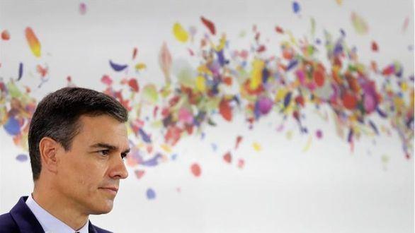 Sánchez imita a Rajoy y dice que debe gobernar la lista más votada