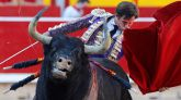 El Juli sostiene en Pamplona la racha de oreja por día en los Sanfermines